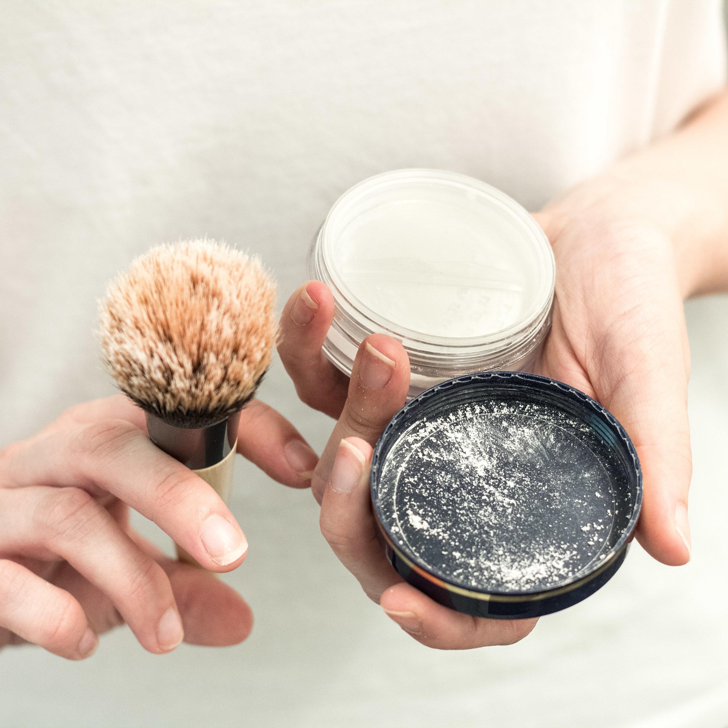 Beauty Counter's Mattifying Powder