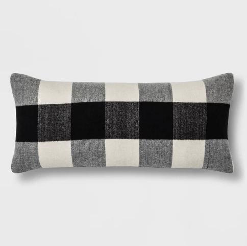 Buffalo Plaid Accent Pillow