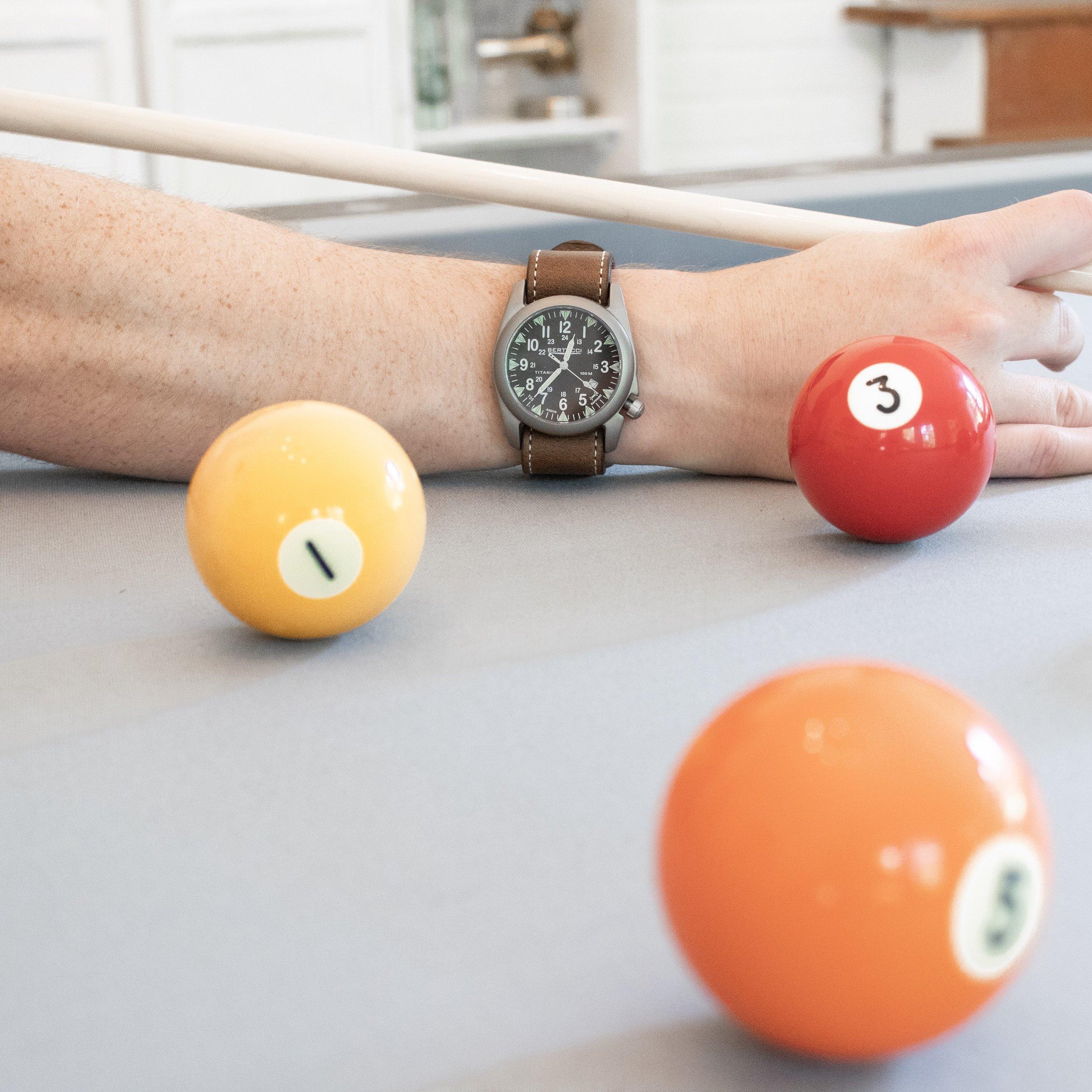Bertucci Tritium Performance Watch