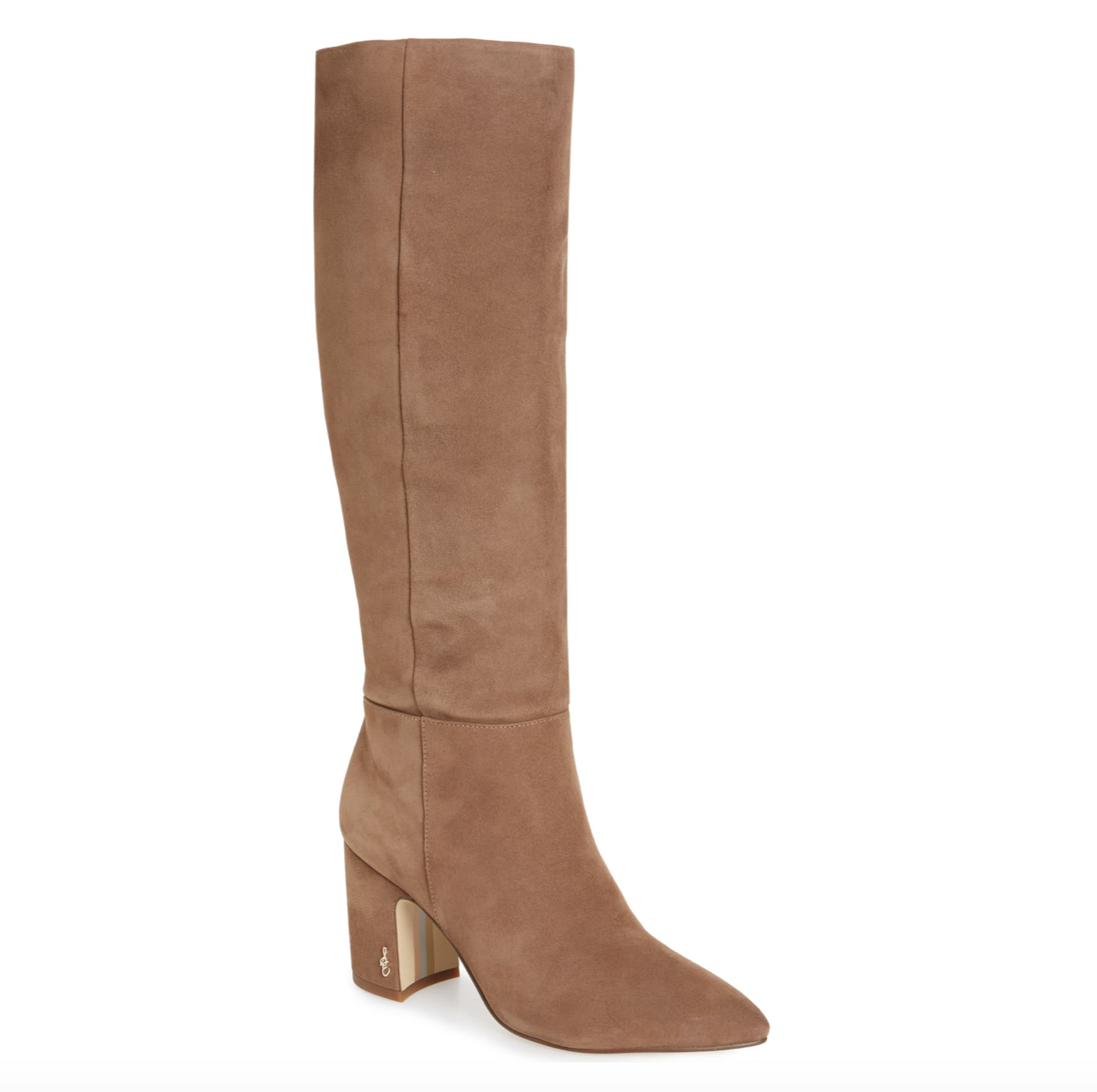 Camel Knee-High Boots | Nordstrom Anniversary Sale 2019 | A Demure Life Fashion Blog