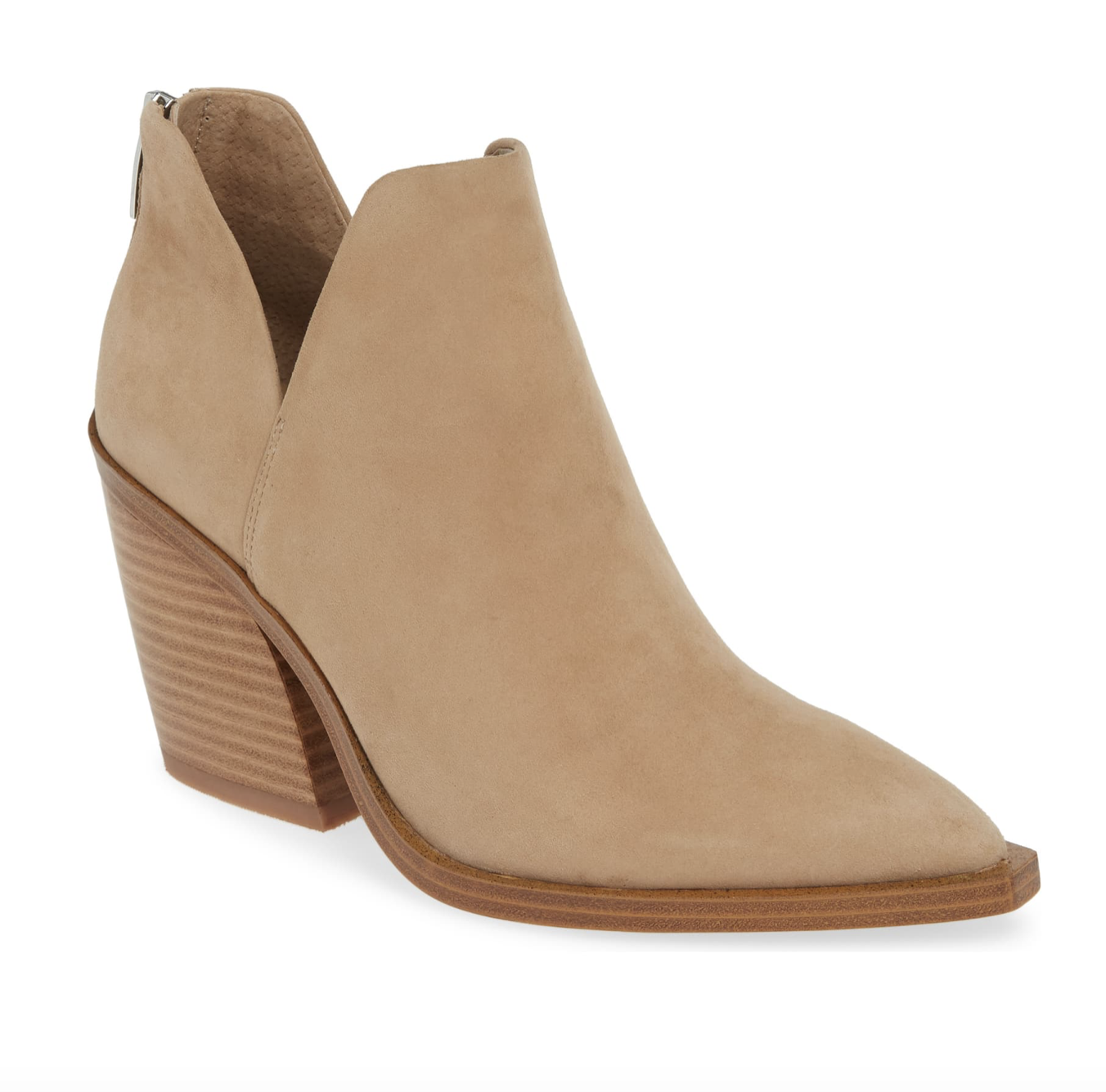 Tan Booties | Nordstrom Anniversary Sale 2019 | A Demure Life Fashion Blog