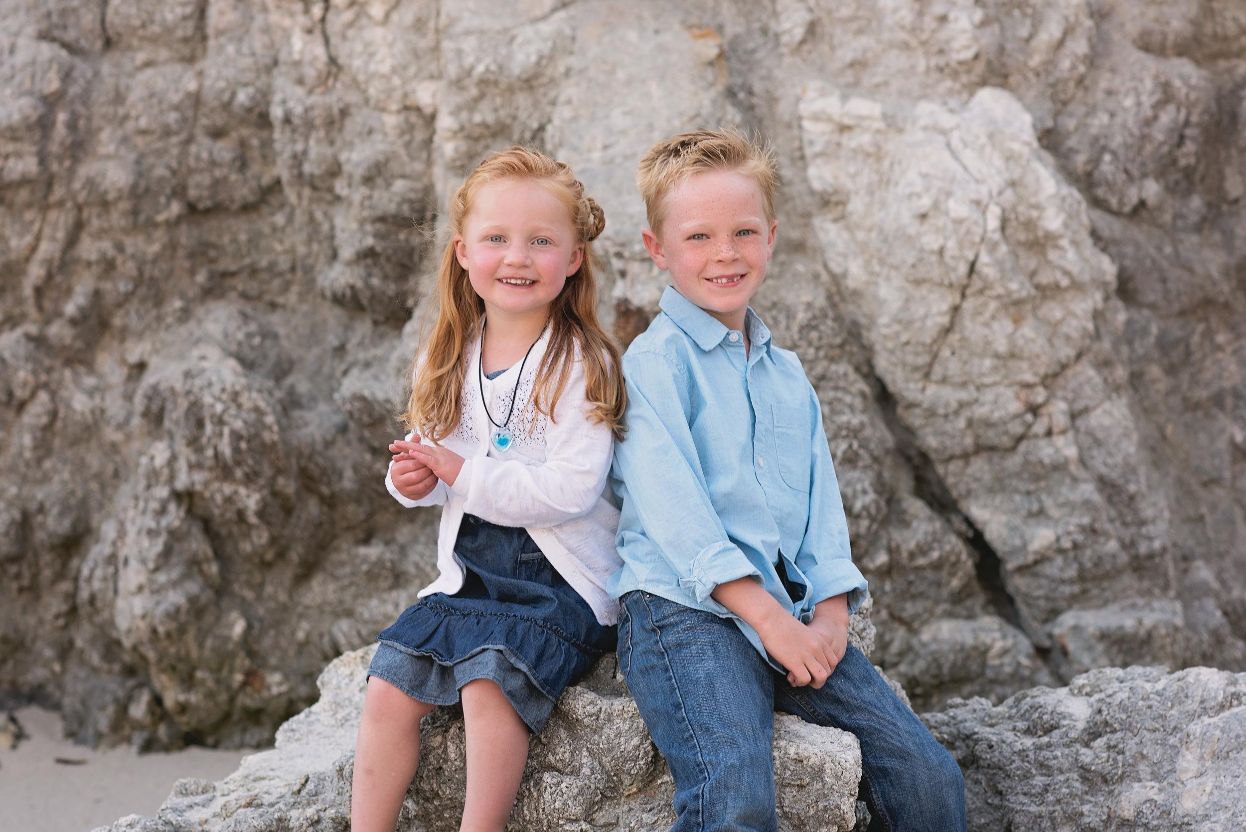 Family Photos, Point Lobos, Carmel, CA