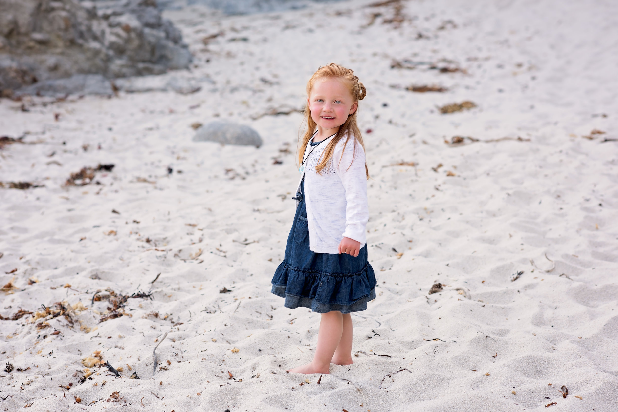 Children's Portraits, Monterey, Ca