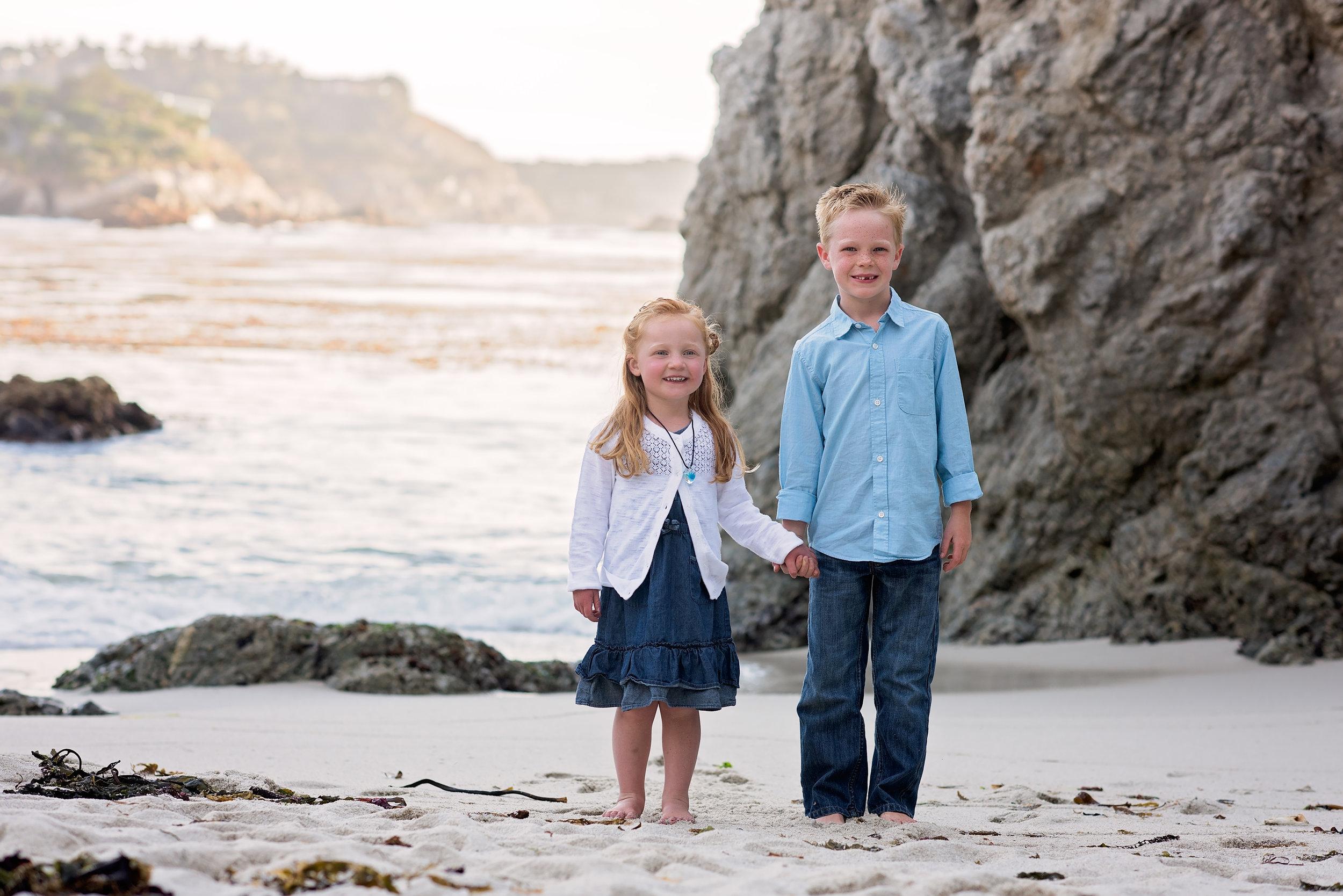 Family Portraits, Carmel, CA