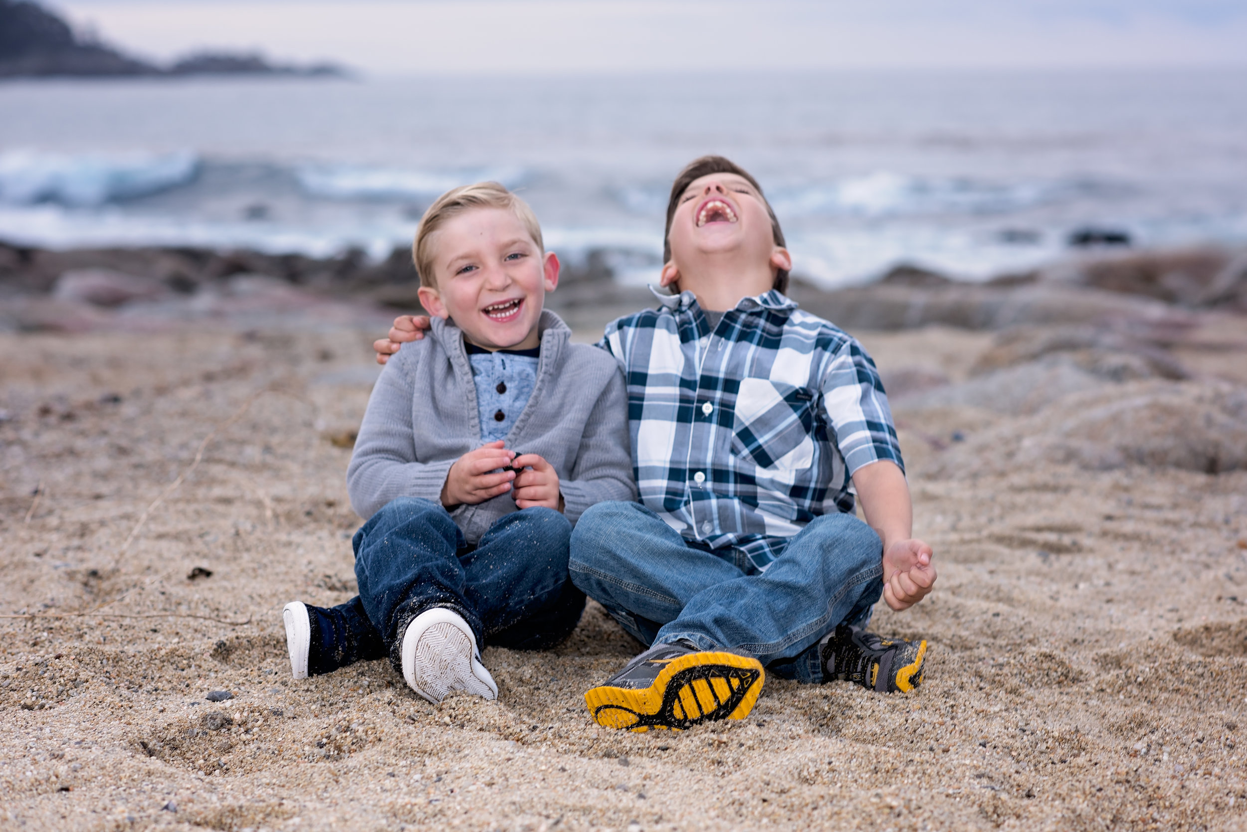 Kid's Portraits, Brothers