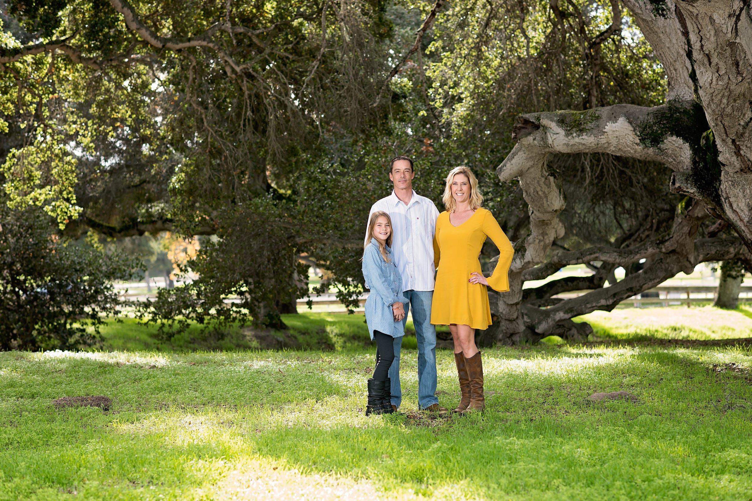 Toro Park Family Photo