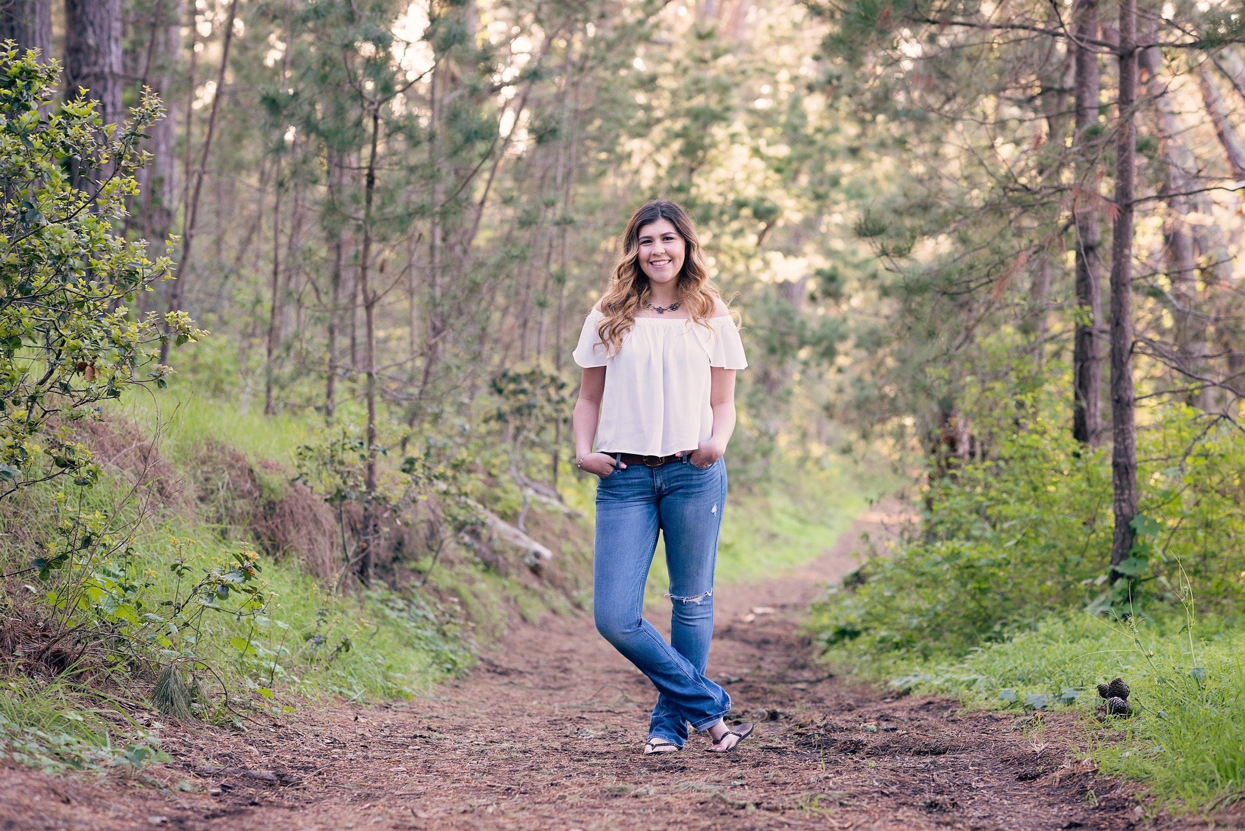 Carmel Senior Photographer