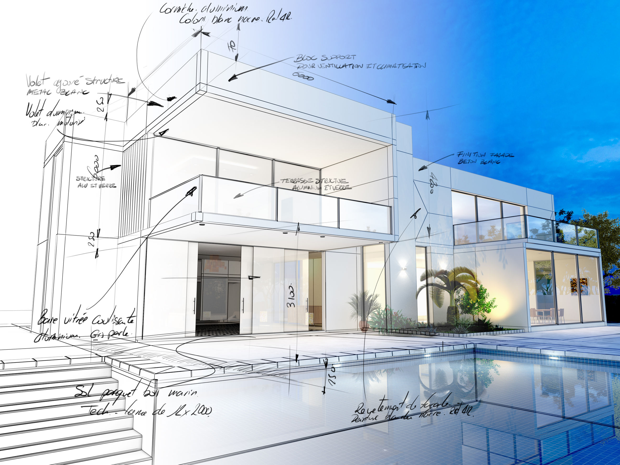 ARCHITECTURAL DESIGN   Designing a sustainable future through building preservation, green architecture, and smart planning.   Learn More