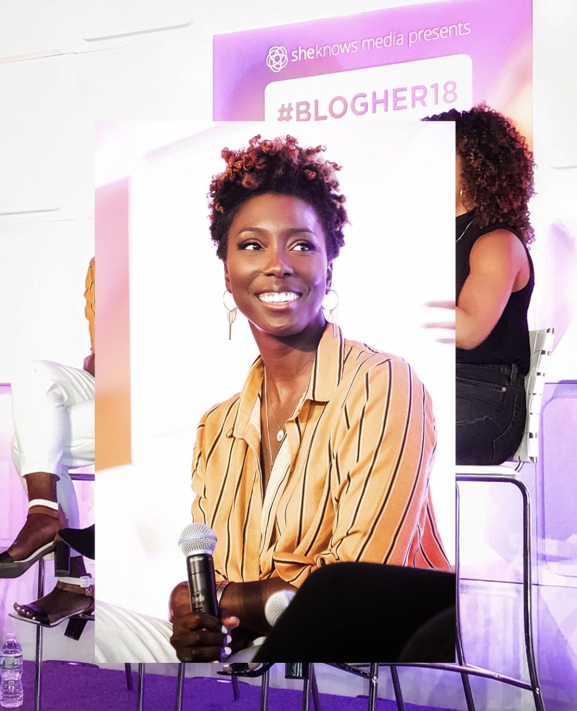 2018 BlogHer Panelist