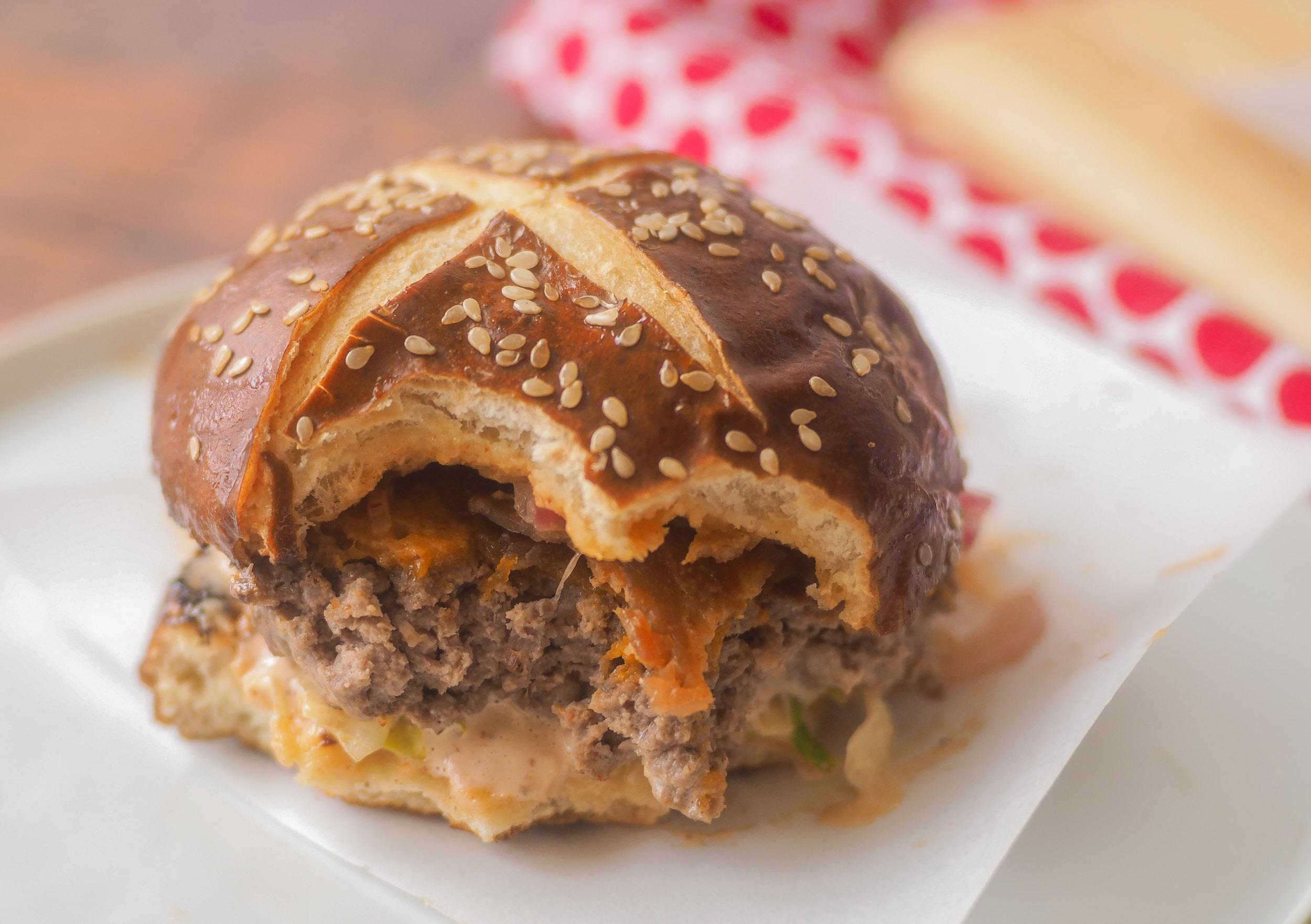 Insanity Burger