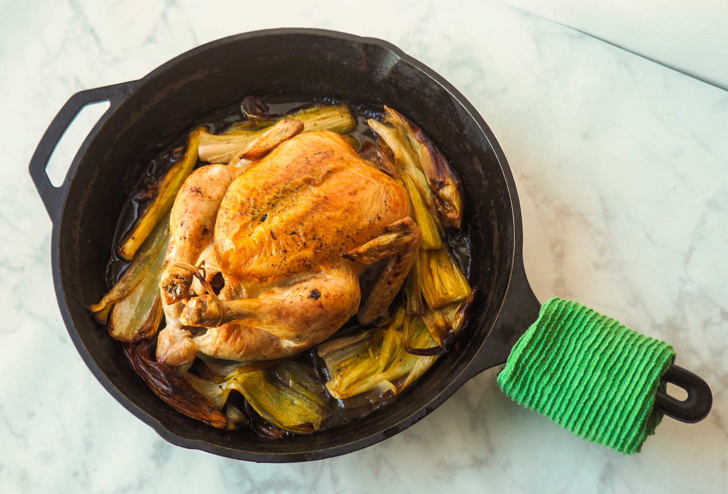 Weeknight Roast Chicken