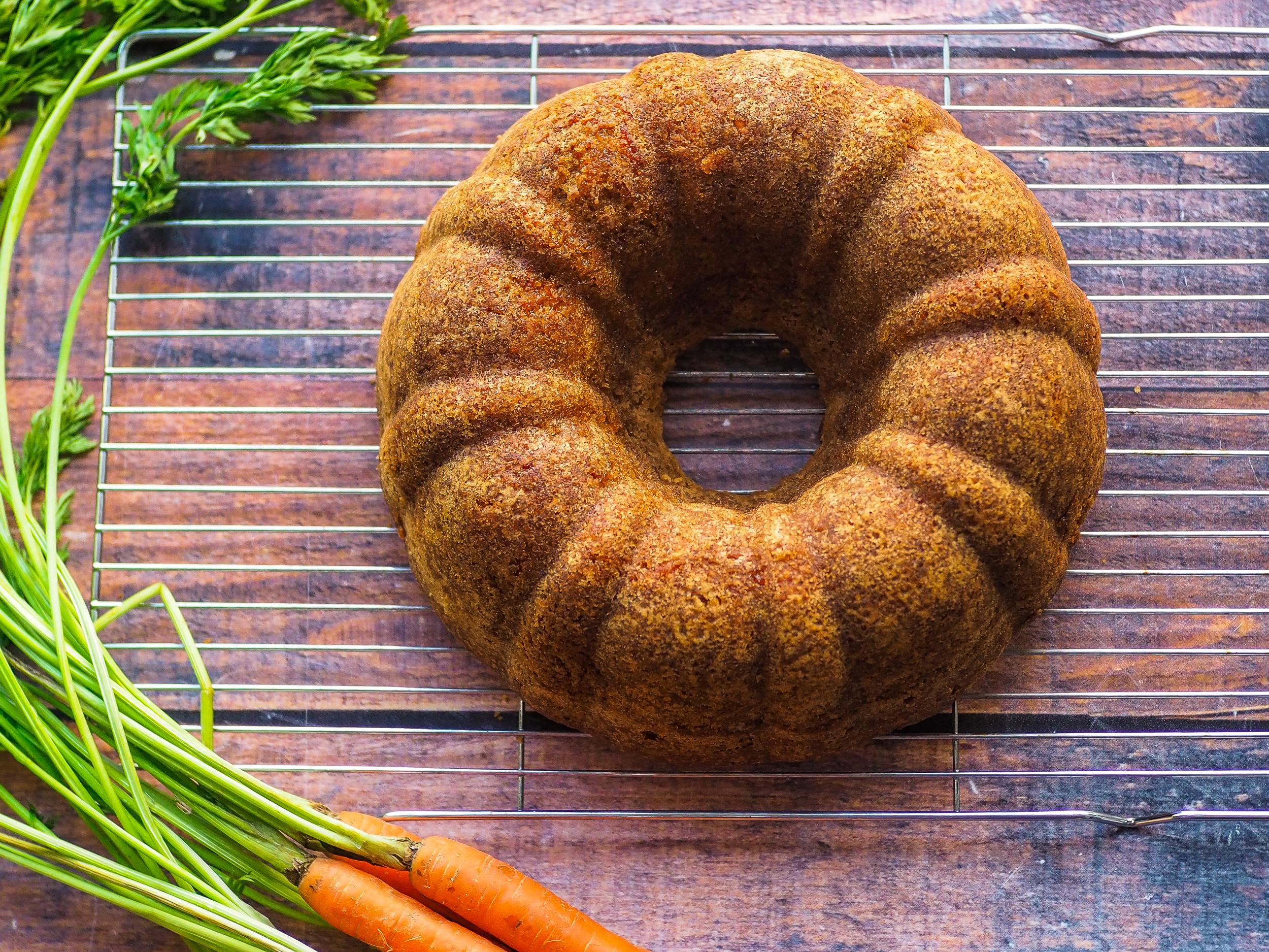 Bessie's Carrot Cake