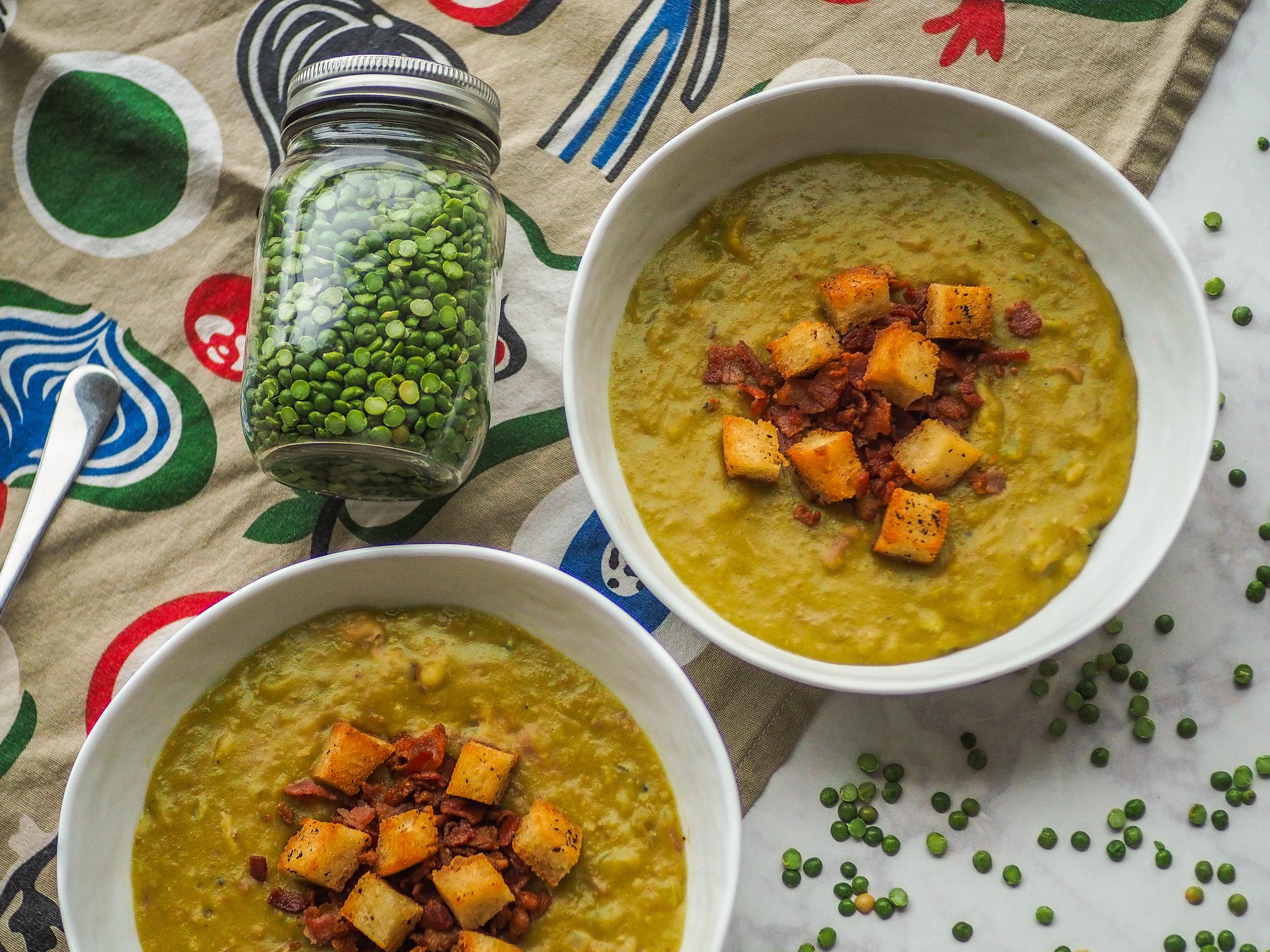 Leanne's Split-Pea Soup
