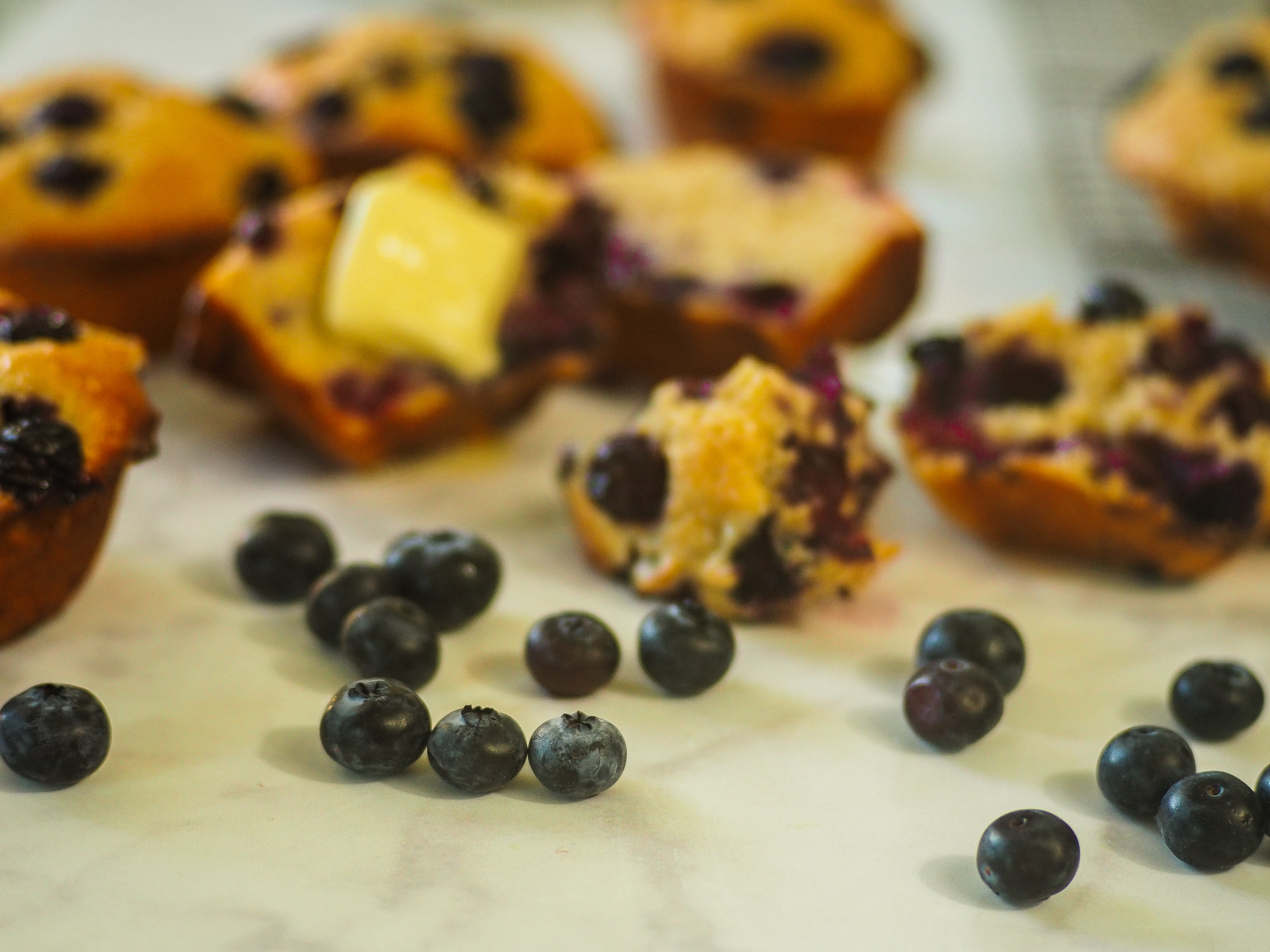 BA's Best: Blueberry Muffins