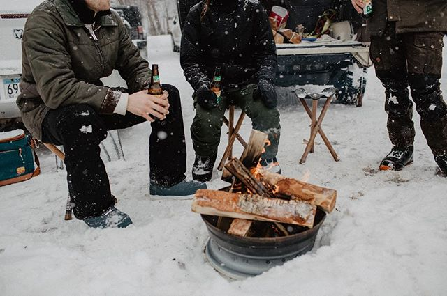 Winter's coming 💙 #builtforadventure