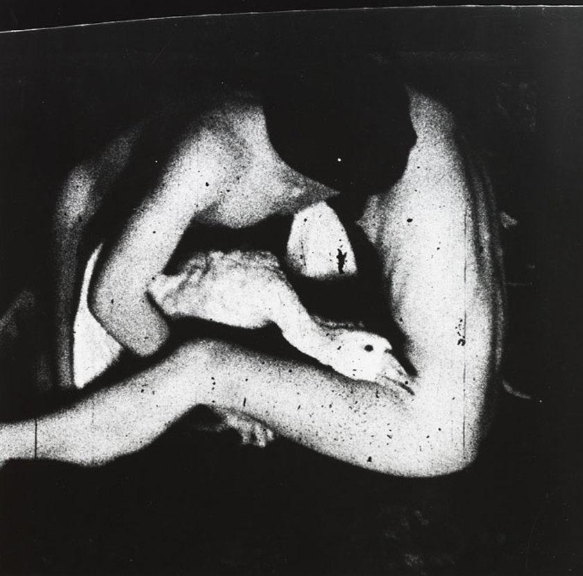 Brian Weil, Untitled  from the  Sex  Series. Gelatin silver print.