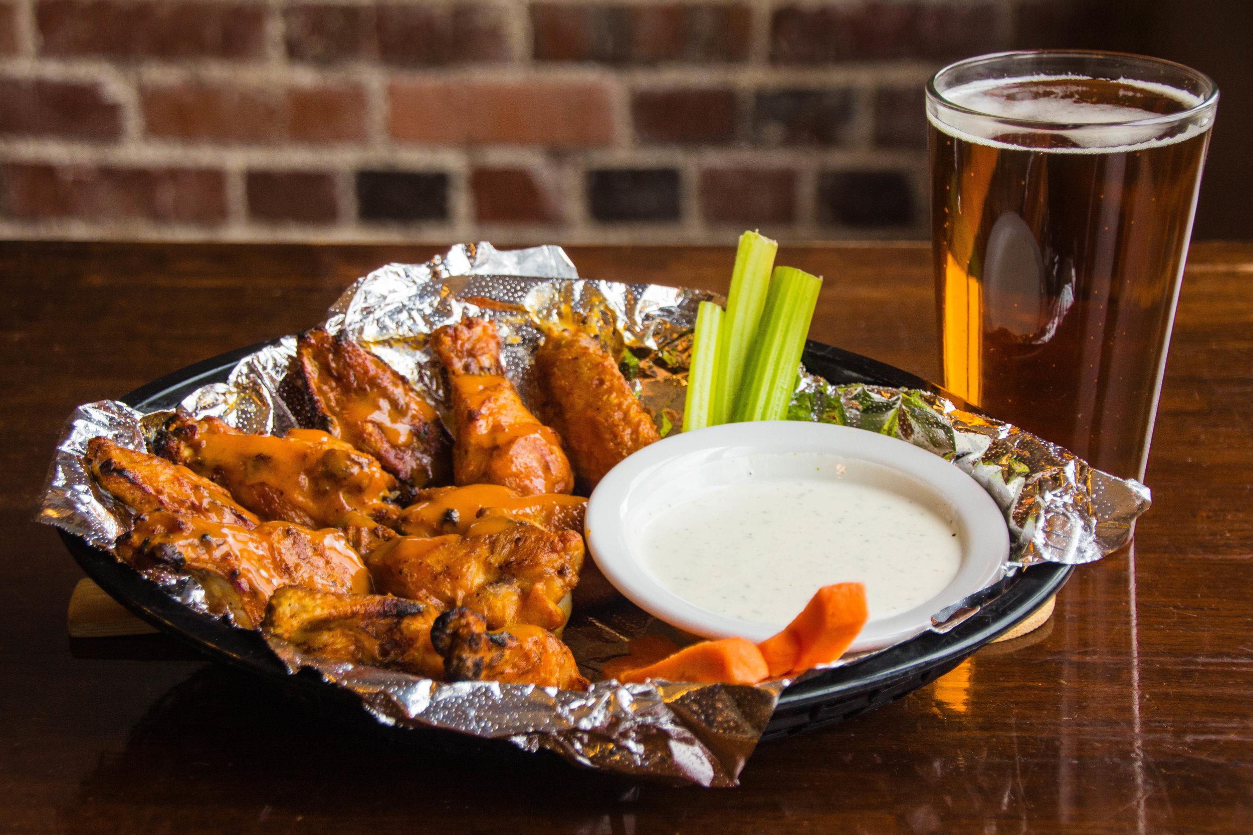 Pub Wings