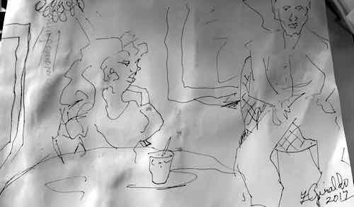 Illustration by Zita Giraldo