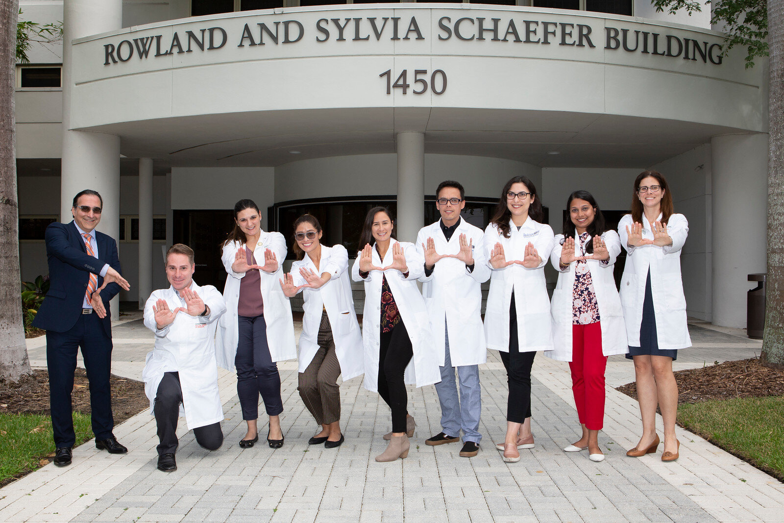 PGY5 & PGY4 - Class of 2018 -2019