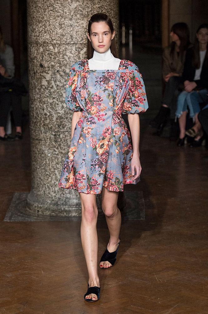 Emilia Wickstead Fall 2017 Ready To Wear