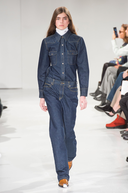 Calvin Klein Fall 2017 Ready To Wear
