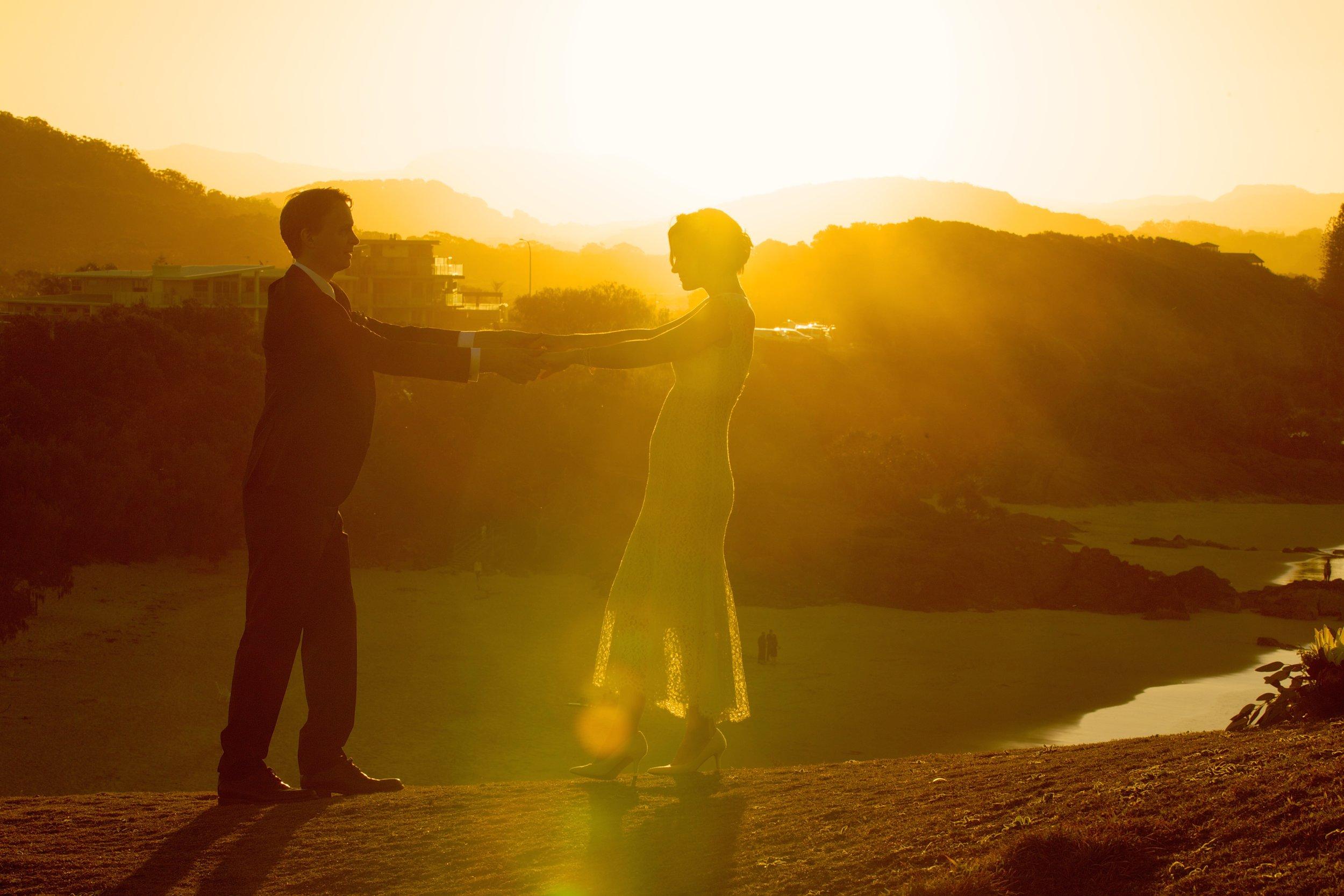 Beautiful Wedding photography in Cabarita Beach, NSW, Australia