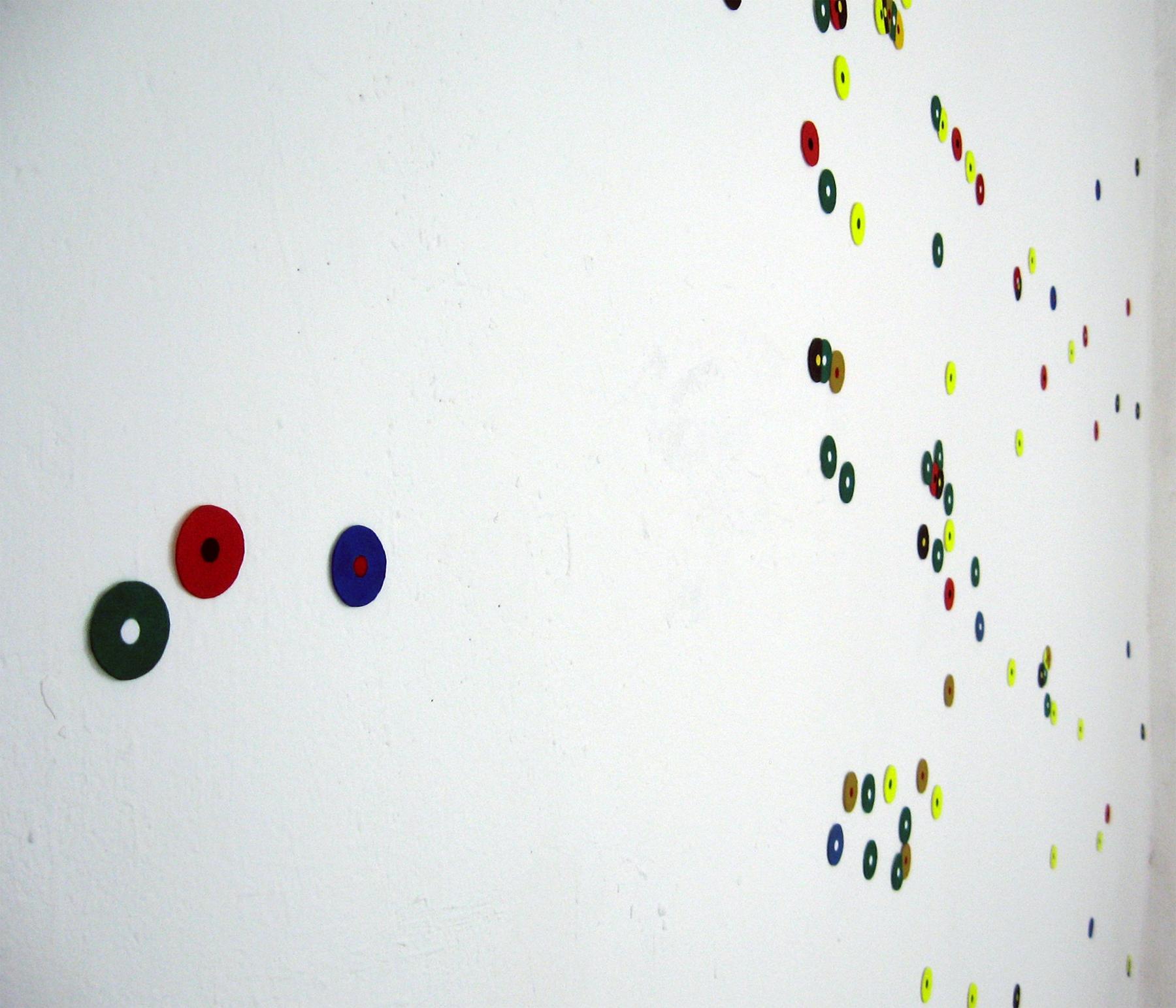 """""""Cells: US Restaurants: Paris"""" detail 2011"""