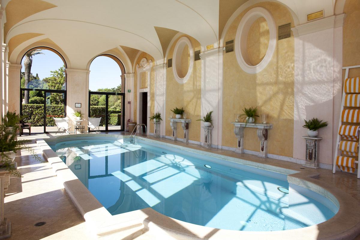 LA POSTA VECCHIA HOTEL, ROME therake.com -  Read article