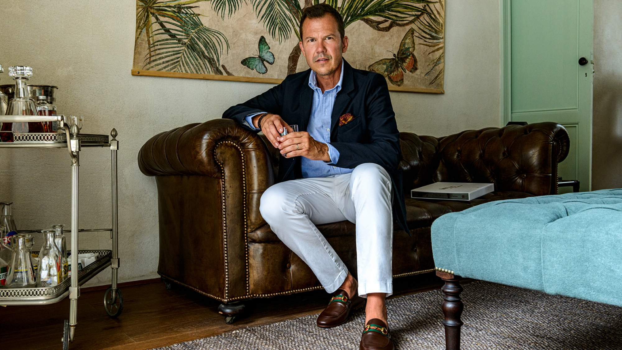 MR PORTER: HOW TO NAIL A RENOVATION WITH MR MATT HRANEK -  See  article