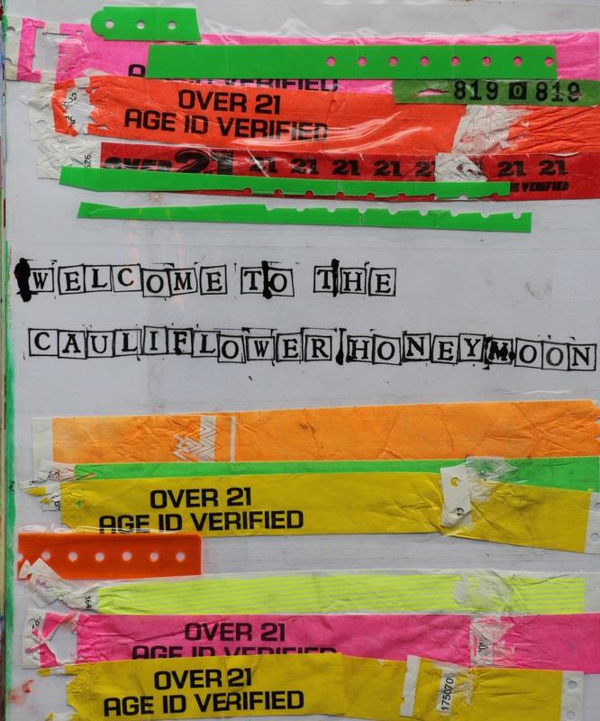 CAULIFLOWER HONEYMOON