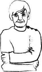 Gregory sketch