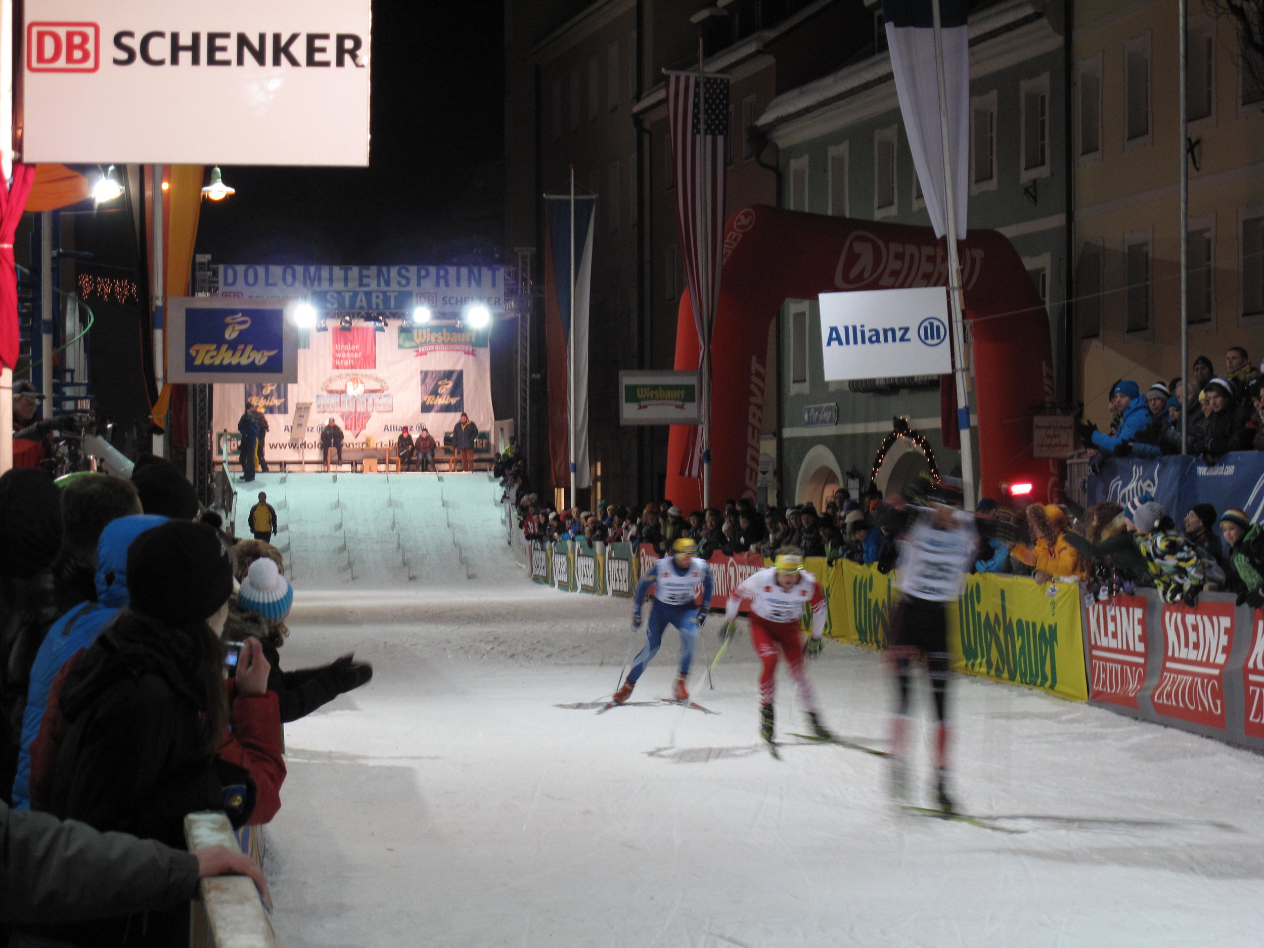 Dolomitenlauf Night Sprints