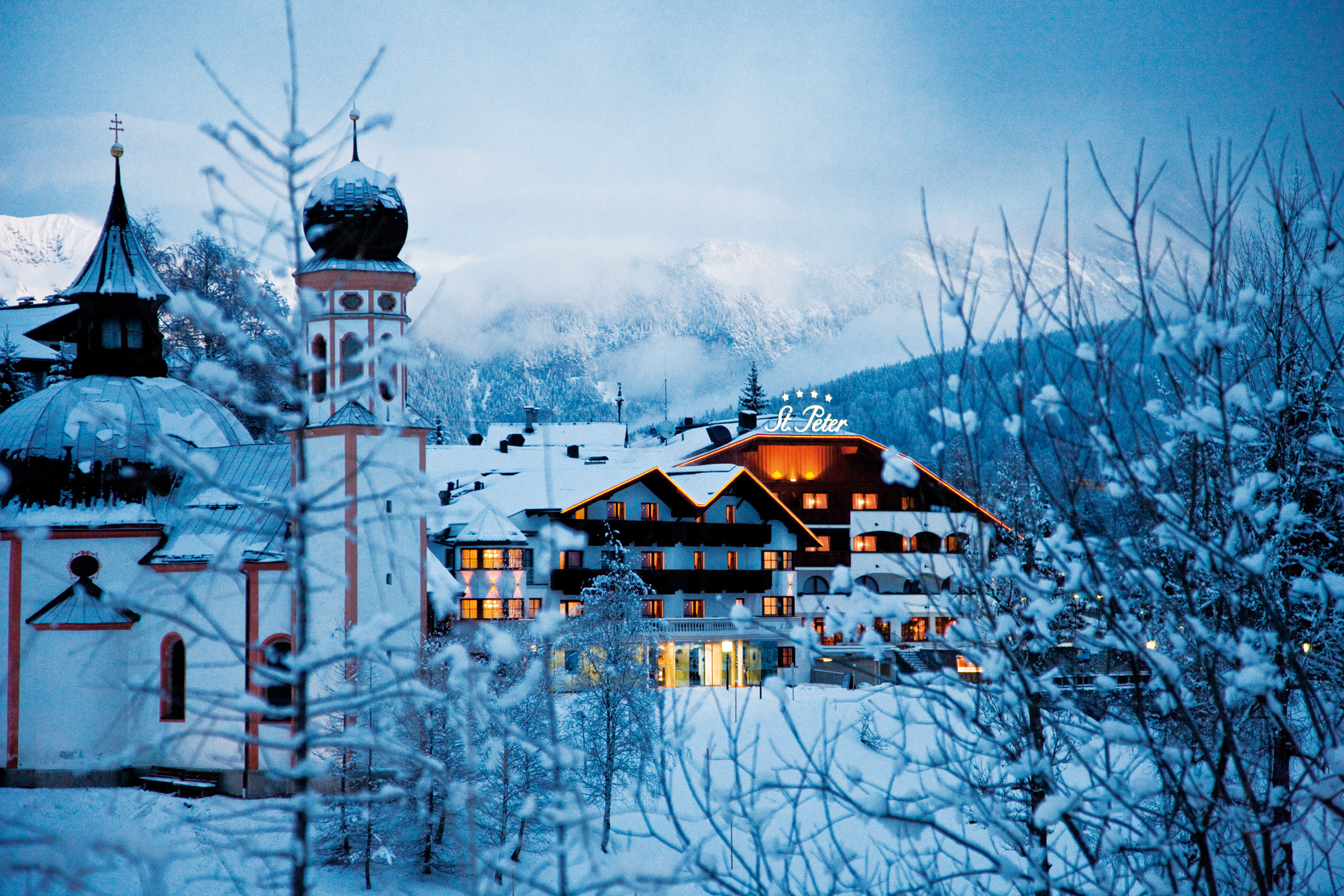 The St Peter Hotel, your home in Seefeld