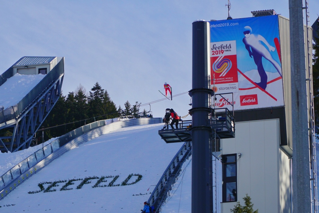Seefeld in Tirol, Austria, will host 2019 Nordic World Championships