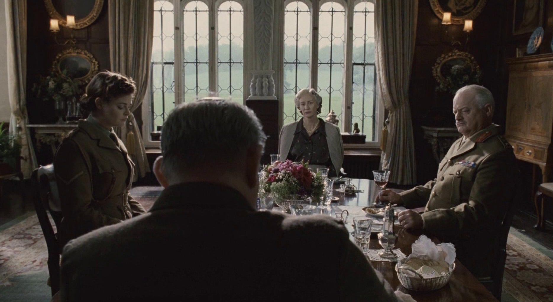 INTO THE STORM  by Thaddeus O'Sullivan  FILM/