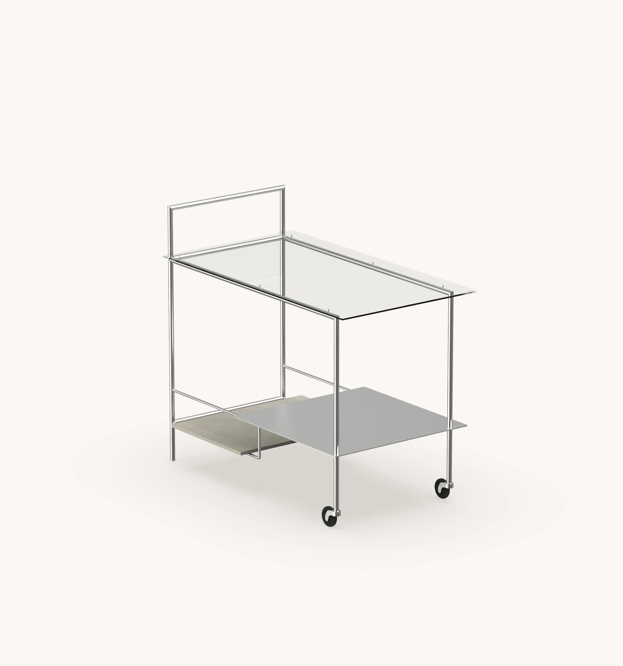 BAR TROLLEY. C19 - DKK 15.900 · EUR 2130