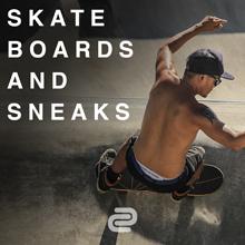 Skateboards And Sneaks Spotify Playlist