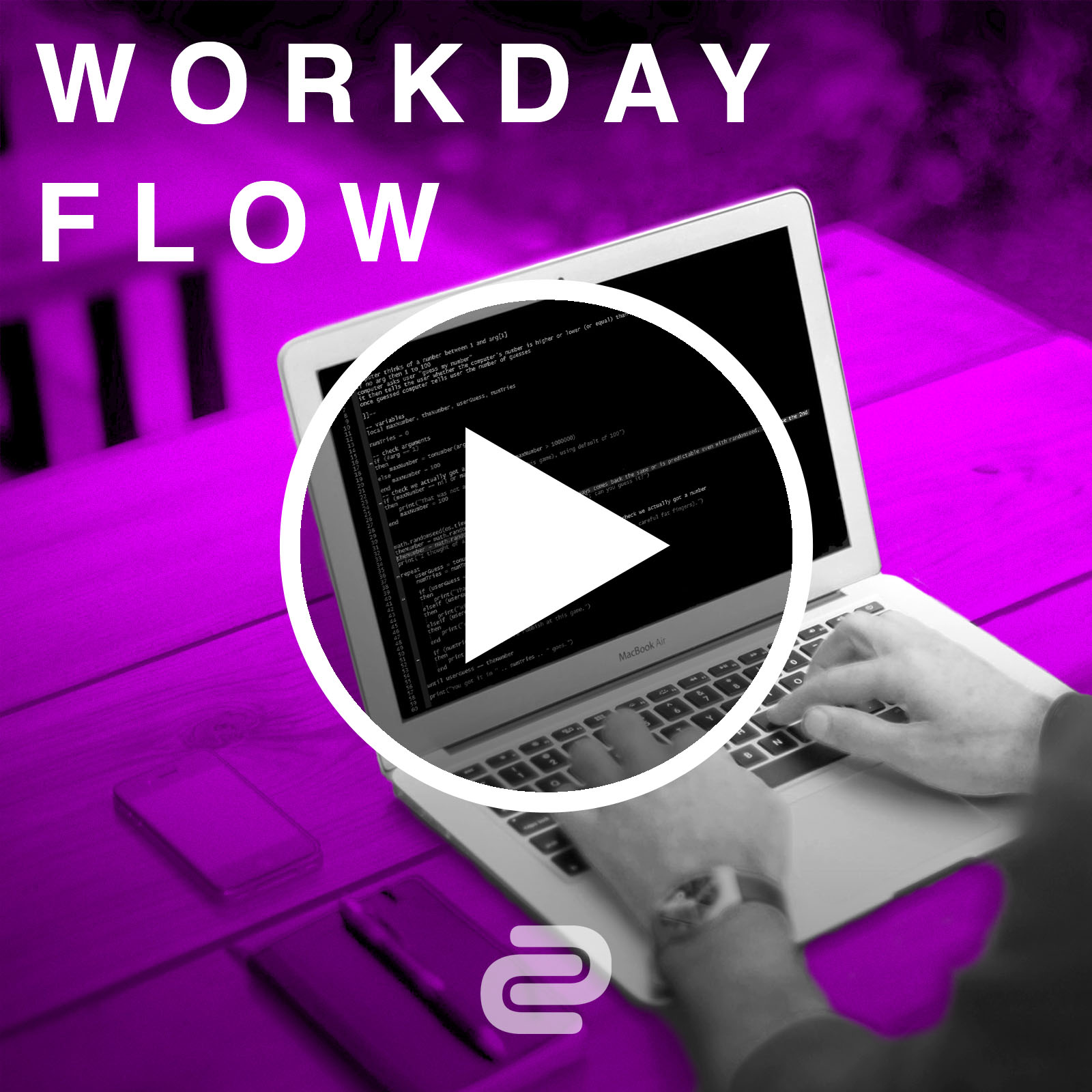 Workday Flow on Apple Music