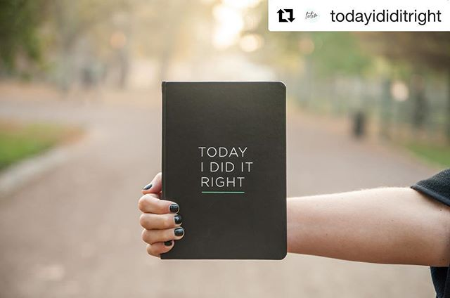 #Repost @todayididitright ・・・ ✨ #todayididitright it's finally here, the TODAY I DID IT RIGHT self-connection journal 📔 I just purchased 4️⃣ for a few lucky duckies in my life! I am sososo proud of the entrepreneur #bossbabe behind this brand @arielupton  who came into my life in such a gorgeous way through friends and she's here to stay. She's a leader, brave, driven, authentic, a tarot card lover and brilliant in every way! She was a speaker @thecollectiveeurope this summer where she shared her vision with us all! Now it's a reality! GO GIRL GO. Go grab yours ASAP! And follow @todayididitright if you don't already!