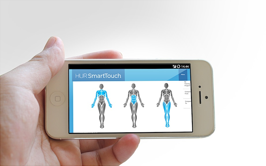 Track your progress from your tablets