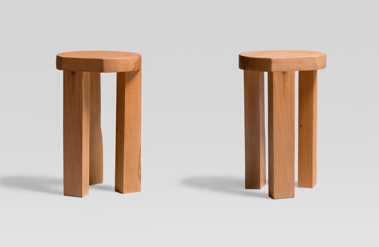 stools beech