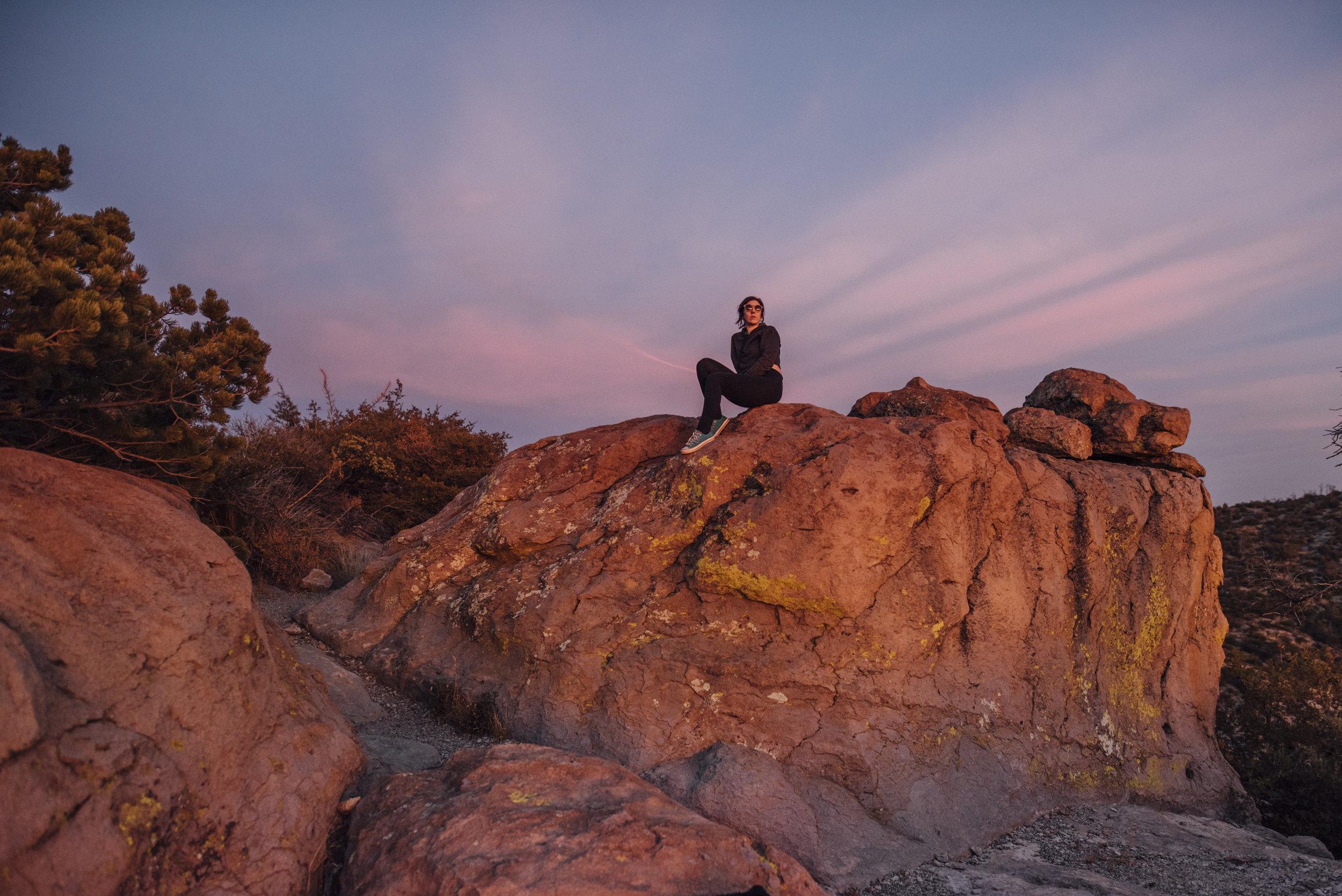 Chiricahua National Monument - Wilcox, AZ 12/23/17