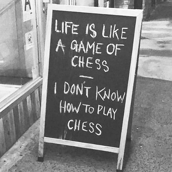 Some days I feel I'm making a whole new game of my own ♟  Relax into your being and know that you're surrounded by humans who are just as confused as you are. Let's make the best of it! ❤️ 📸 cred @glennondoyle