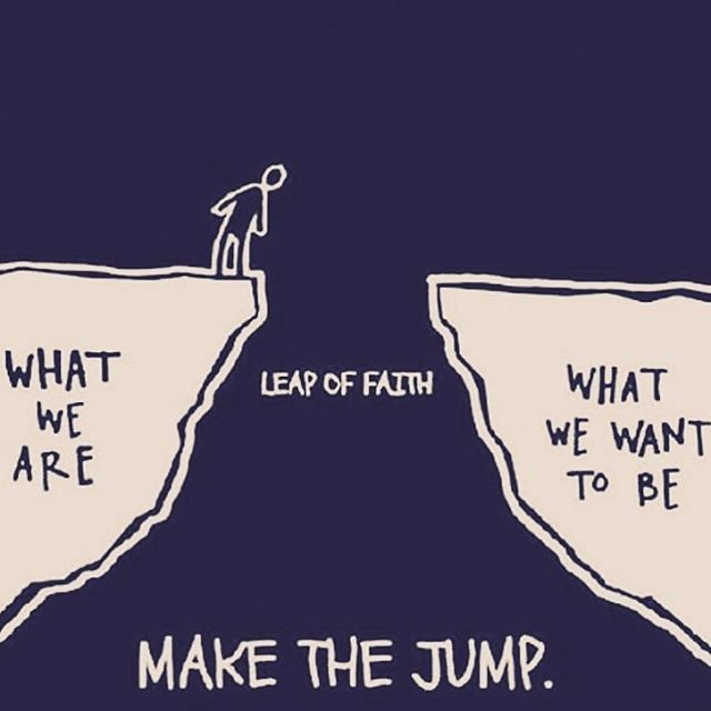The jump is scary for all of us. Just because you see someone leap from one adventure to another, don't assume there is lack of fear.  The fear is there, but don't let it rob you from growing into the woman you're meant to be! Courage, my friends 💕👊🏼 #wildlife