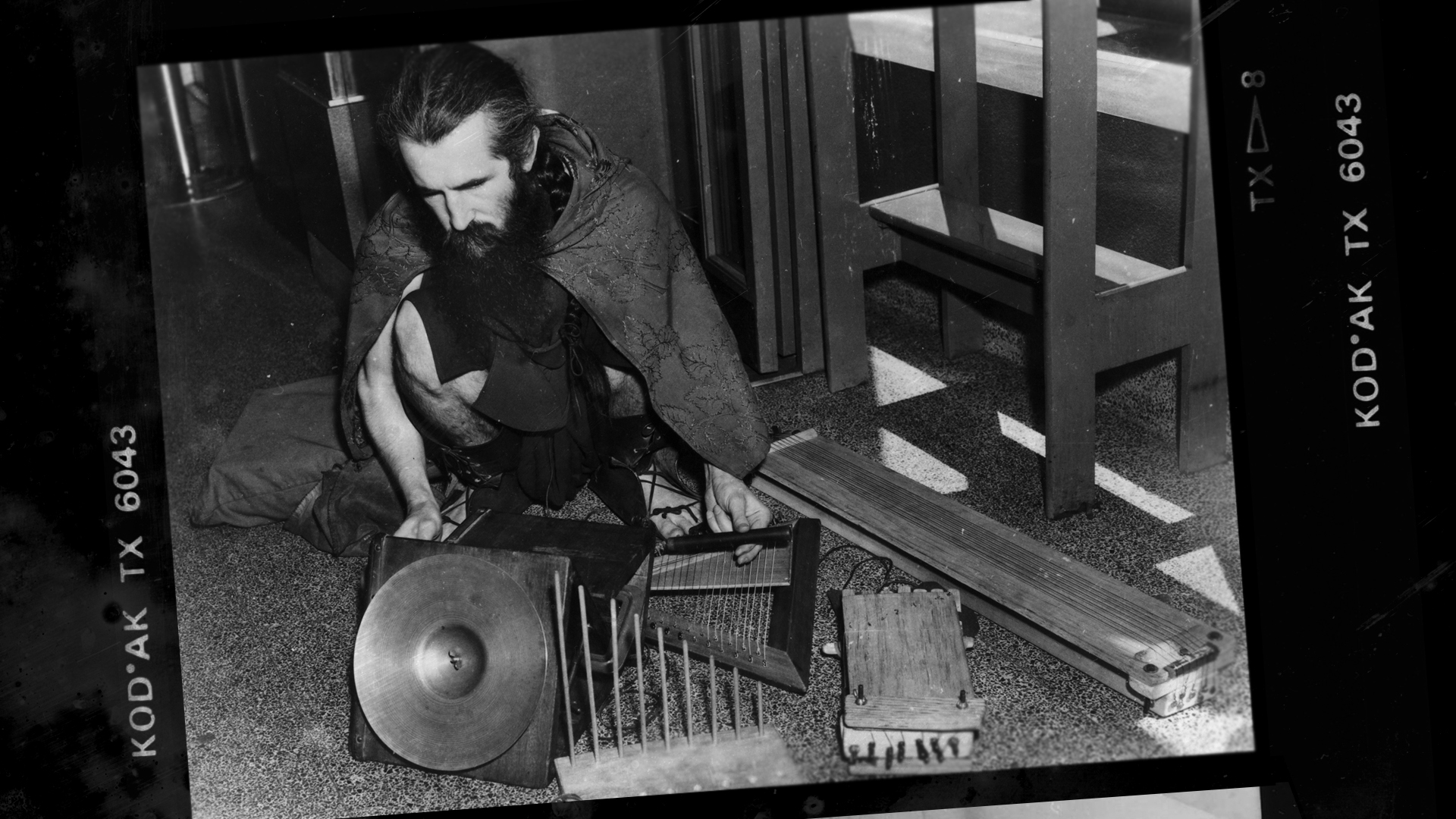 """""""My father Hudson Pritchard was friends with Moondog..."""""""