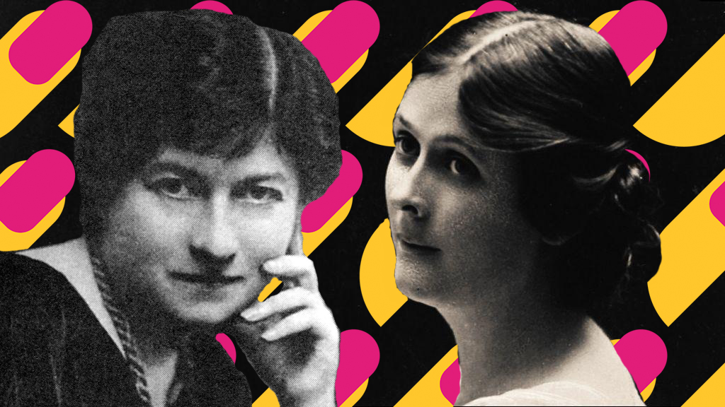 Always in cahoots: Mary and Isadora