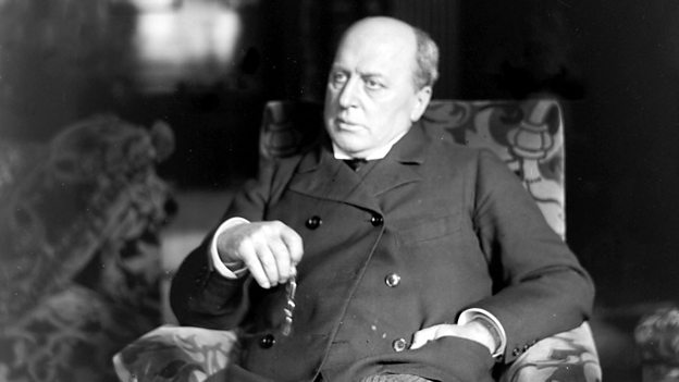 Ol' coot Henry James ( BBC )