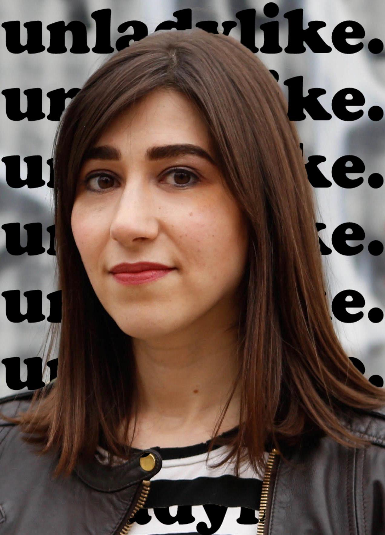 Allison Yarrow, journalist.