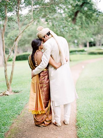 Naina and Scott -