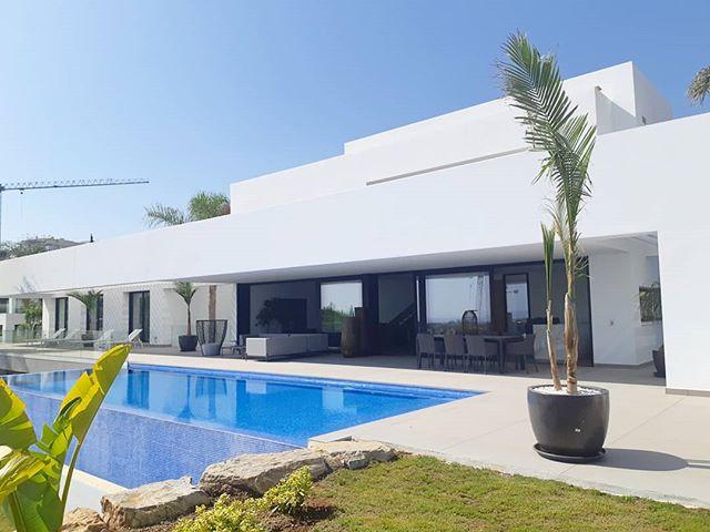 August 🍀 . . .  #Tuesday #вилла #роскошный  #costadelsol #lyxartiklar #Architecture #villapadierna #bosshomes #CostaDelGolf #propertiesforsale #luxuryhomes #luxurylifestyle # #hotproperties #bosshomes #пляж #infinitypool #Design #ContemporaryVillas #mijas #Marbella #Benalmadena #Sotogrande #Estepona  #bossluxury #puertobanus #Summer #August #Summer2019 #summervibes  #chilling